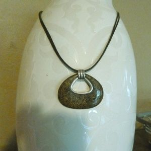 Genuine Stone Silpada Necklace